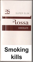 Rossa Super Slim Chocolate Cigarettes